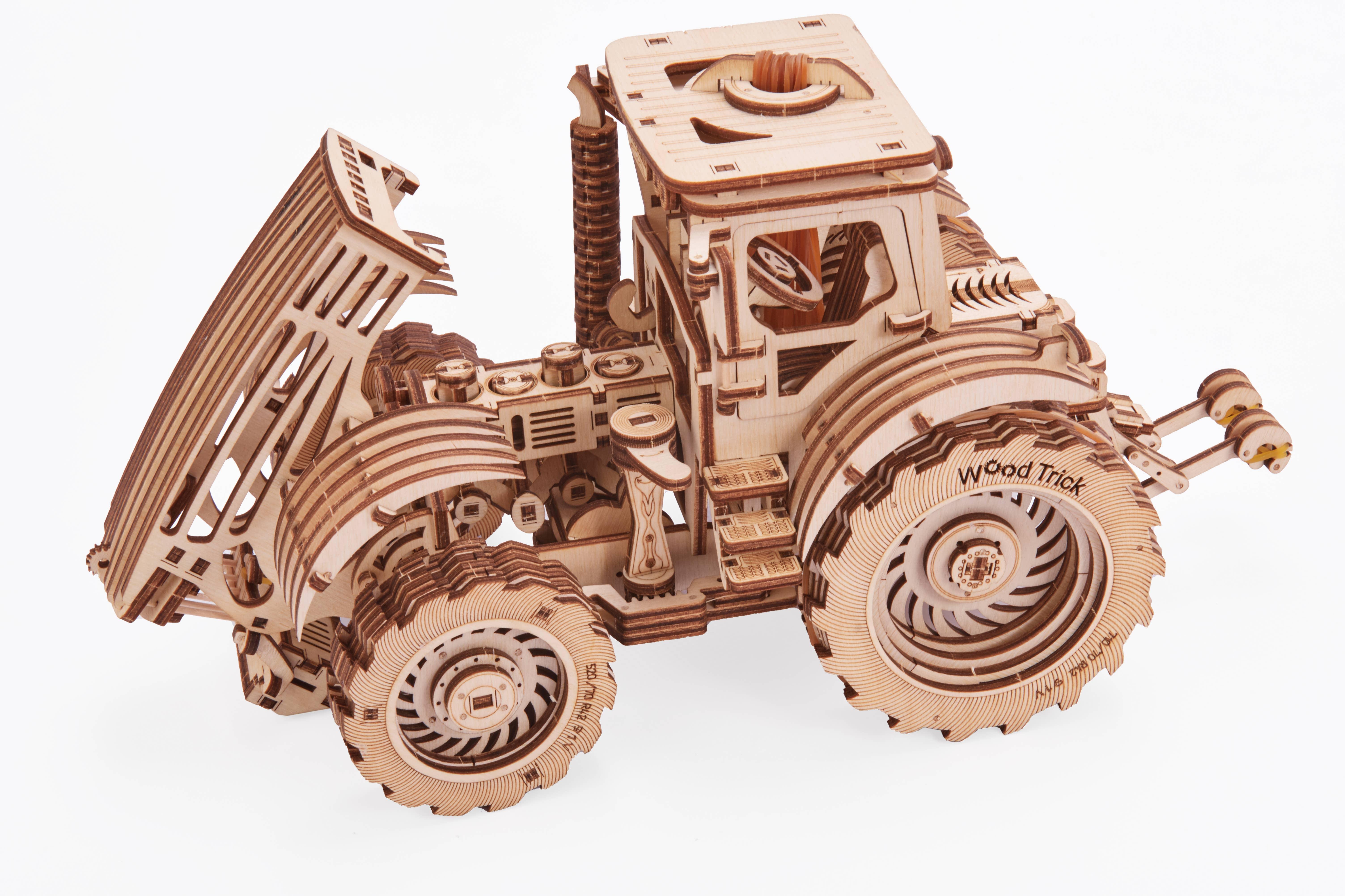 Tractor Puzzle | Trada Marketplace