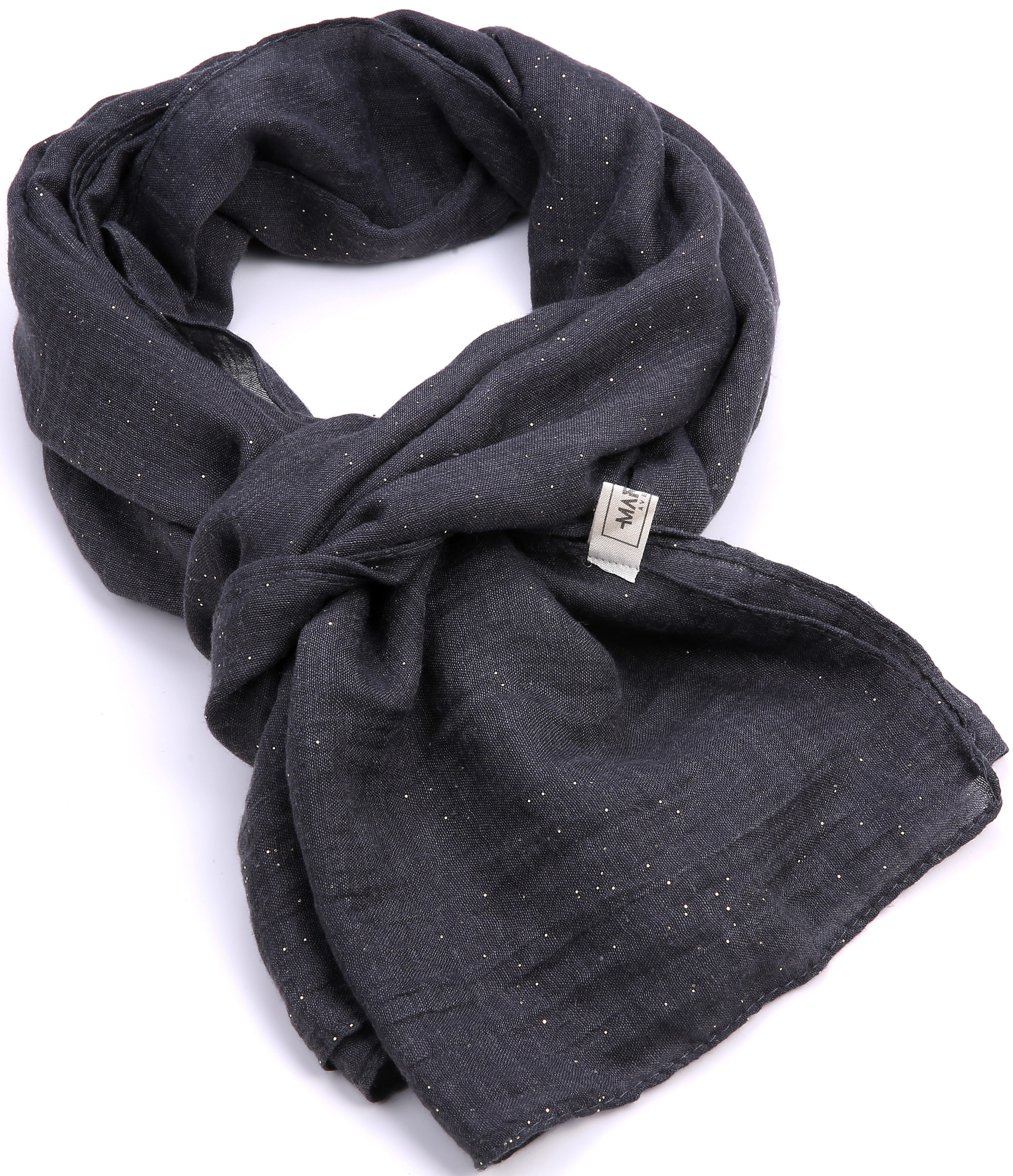 Sparkle Spring Scarf Charcoal | Trada Marketplace