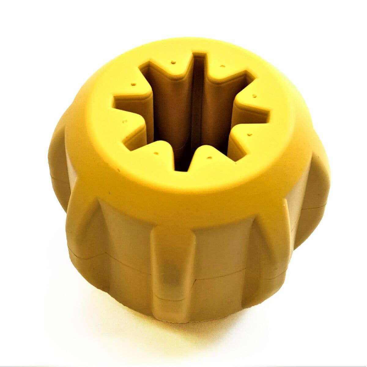 ID Gear - Chew Toy - Treat Pocket- Large - Yellow   Trada Marketplace