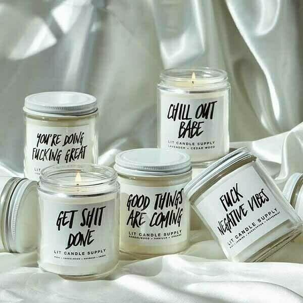 Lit Candle Supply   Trada Marketplace