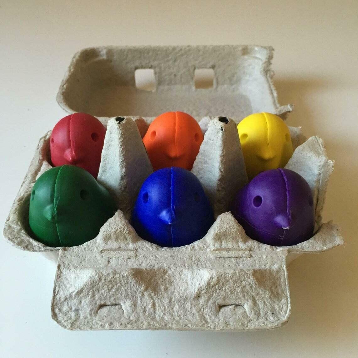 Chick Eco-Friendly Crayons | Trada Marketplace