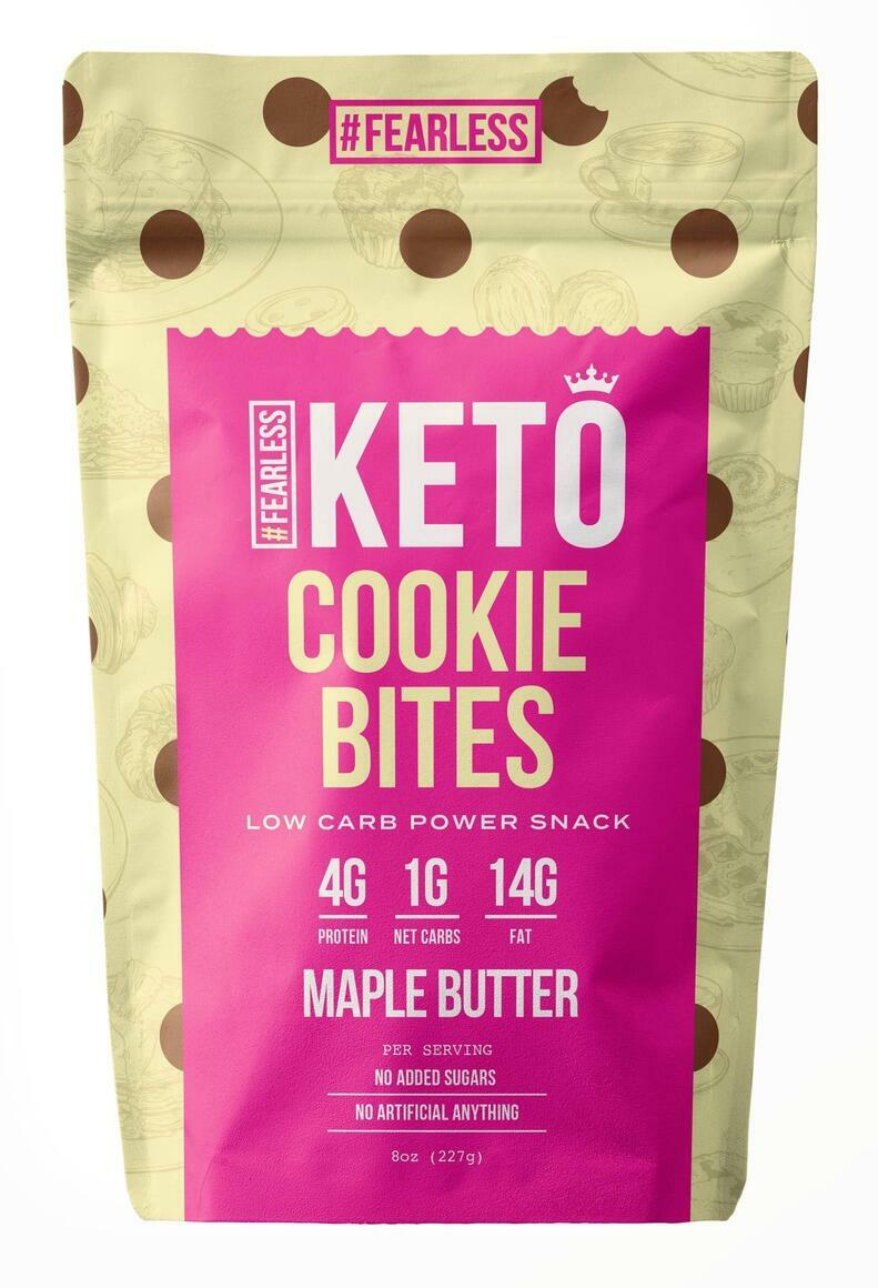 Cookie Bites - Maple Butter   Trada Marketplace
