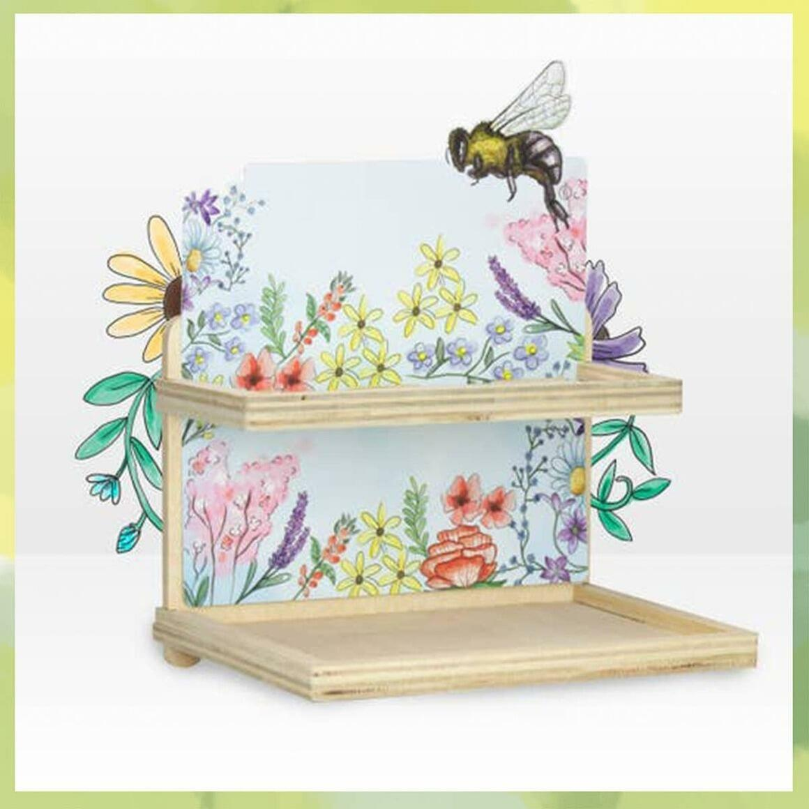 Medium Wooden Display - does not include product | Trada Marketplace