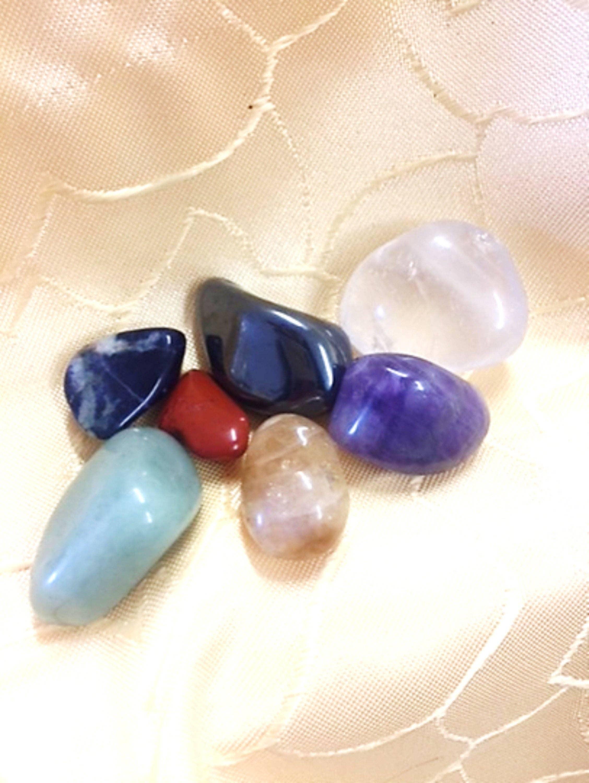 The Chakra Crystal Affimation Bag | Trada Marketplace