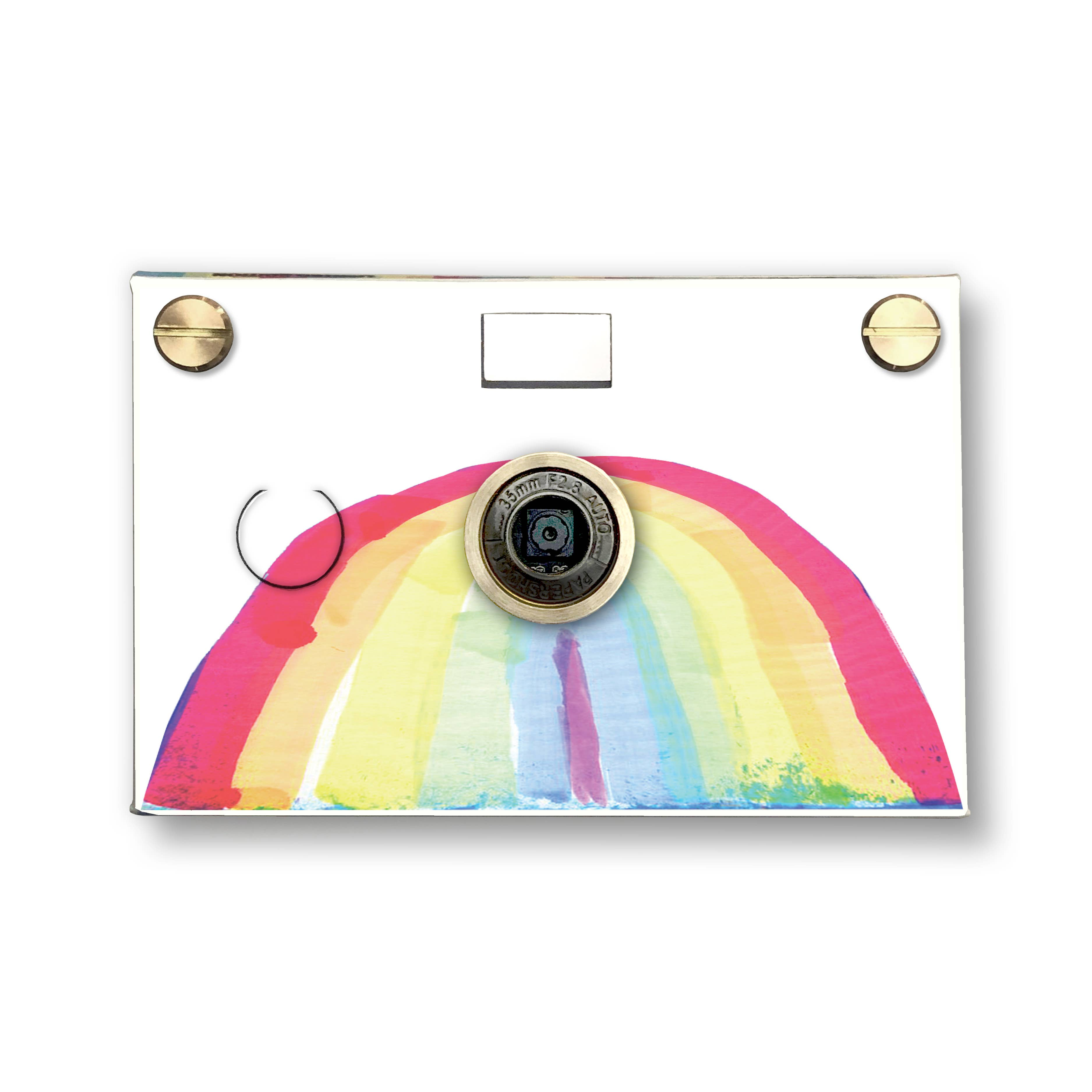 Amazing Rainbow Paper Digital Camera   Trada Marketplace