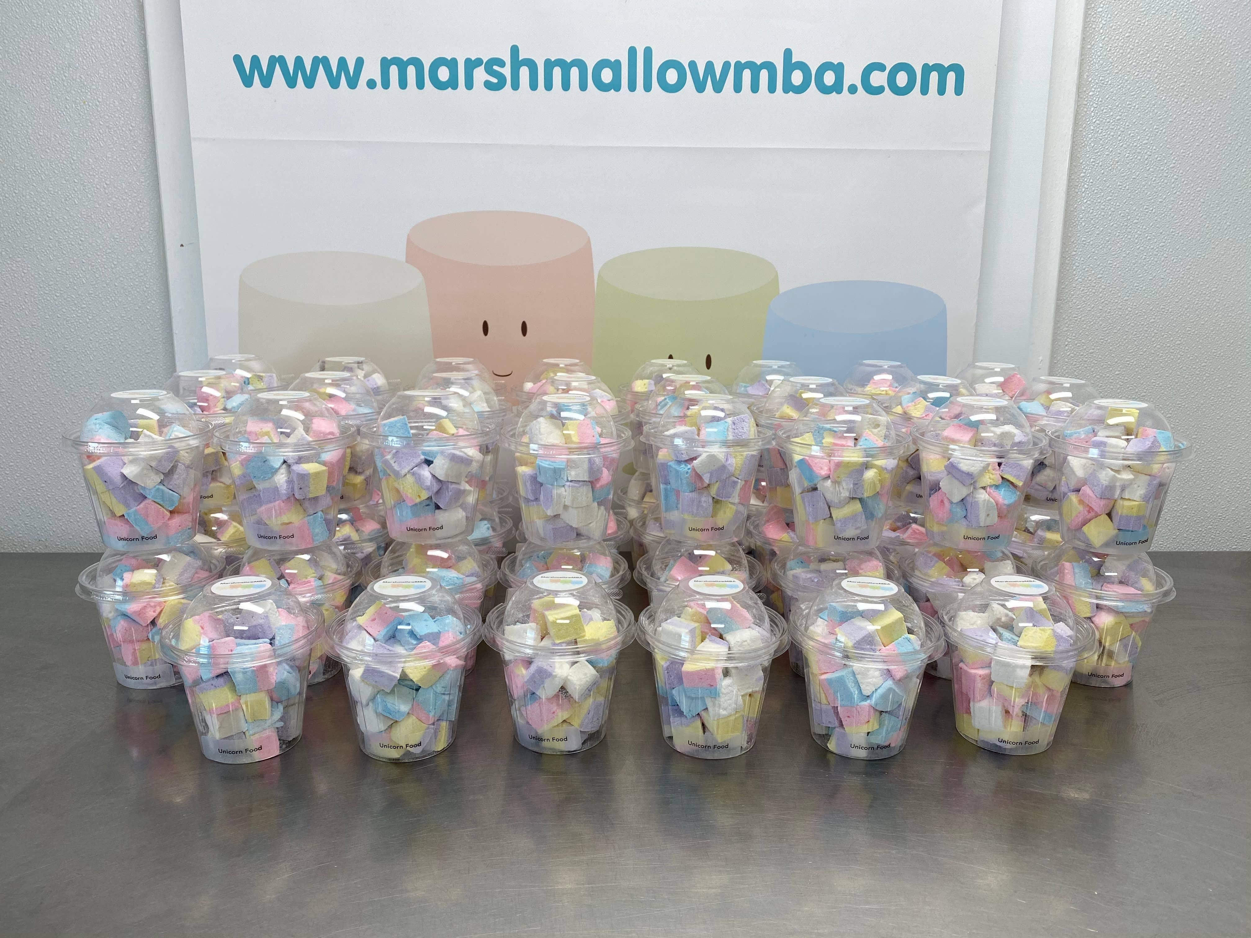 Unicorn Food Cups | Trada Marketplace