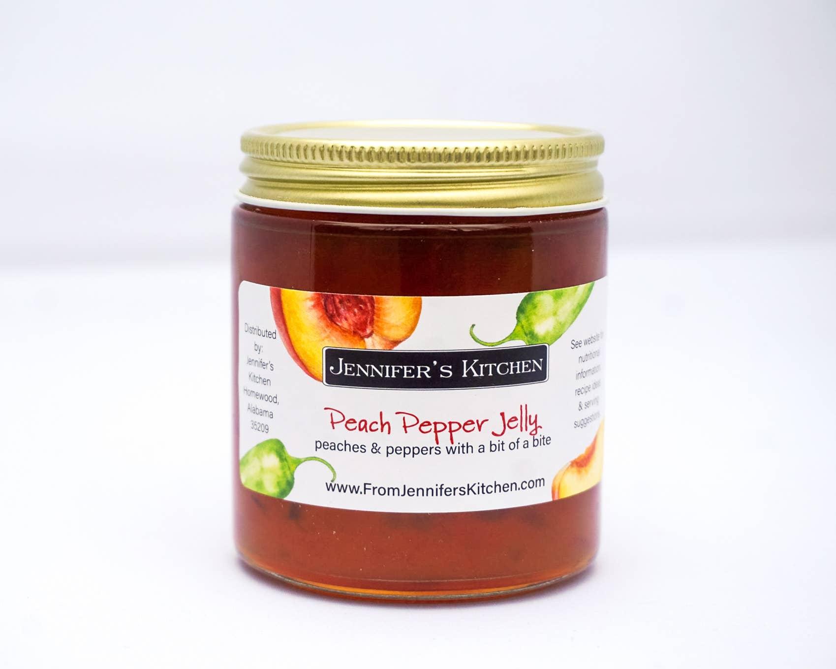 Mini Peach Pepper Jelly | Trada Marketplace