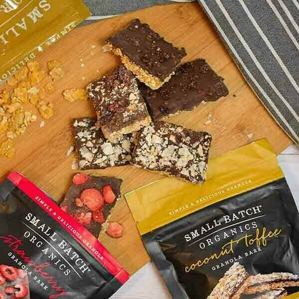 Small Batch Organics | Trada Marketplace