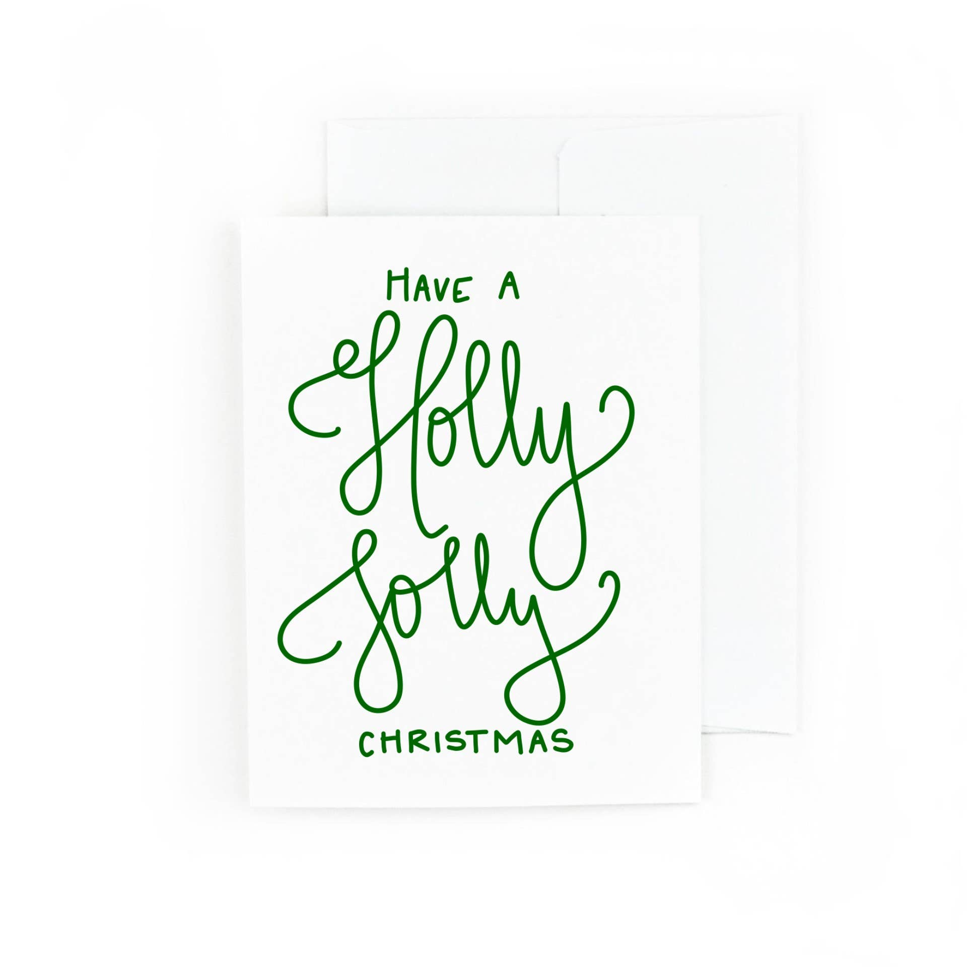 Have A Holly Jolly Christmas | Trada Marketplace