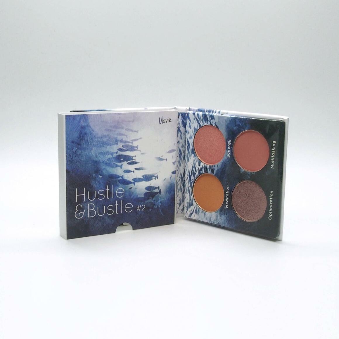 Hustle & Bustle #2 Eyeshadow Quad   Trada Marketplace