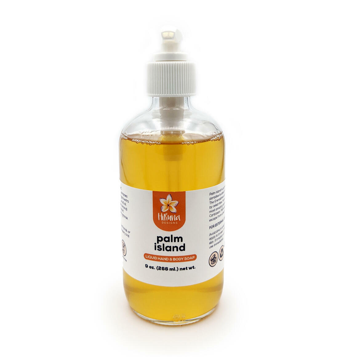 Palm Island - Liquid Hand & Body Soap | Trada Marketplace