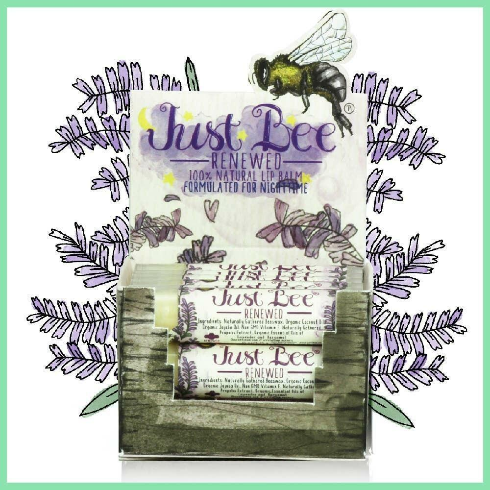 Just Bee Renewed Lip Balm - Lavender | Trada Marketplace