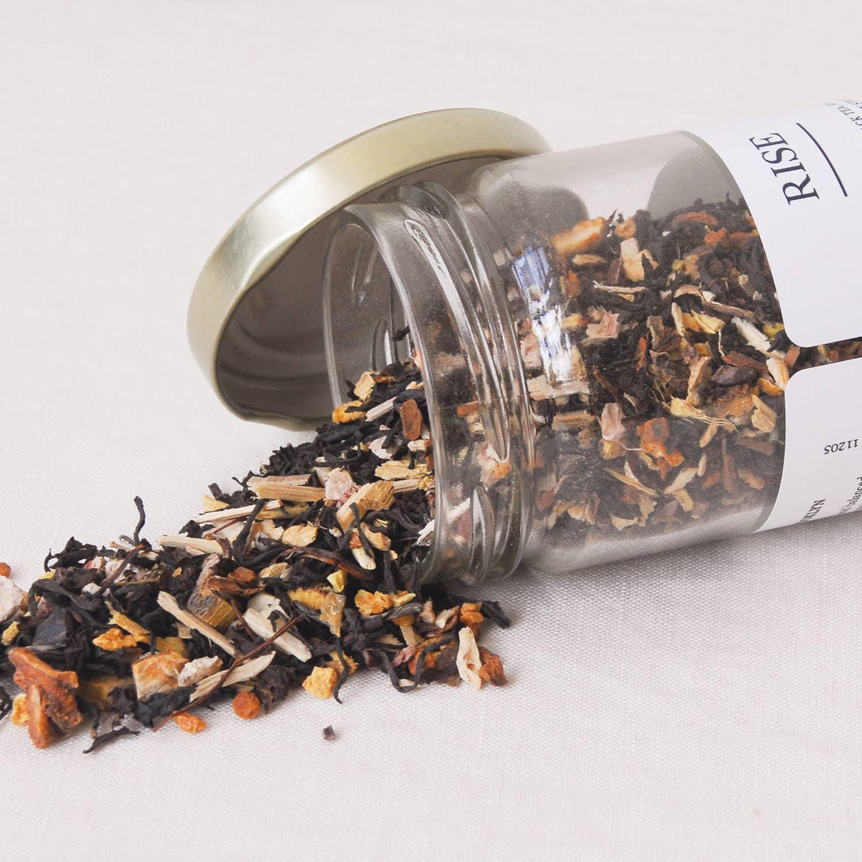 Rise - Herbal Tea - Loose Leaf | Trada Marketplace