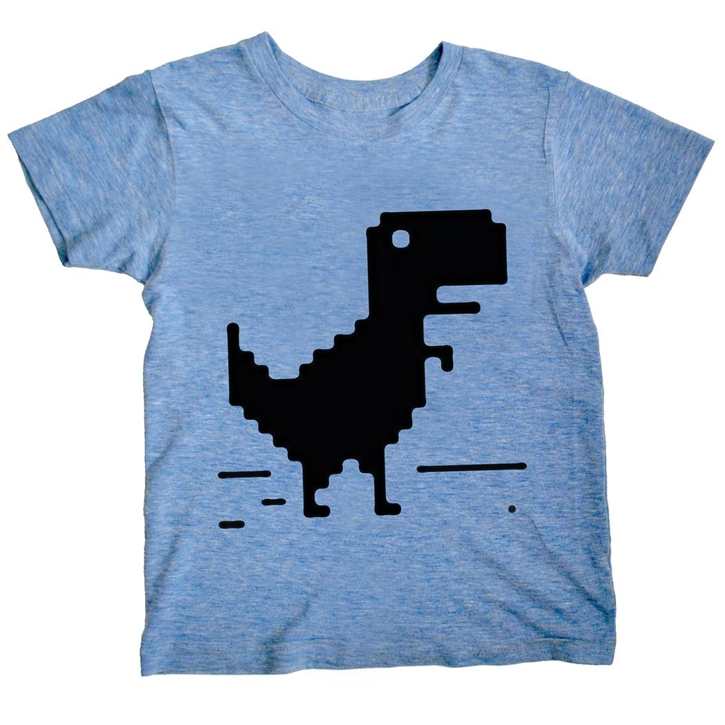 Dino - Triblend - Blue | Trada Marketplace