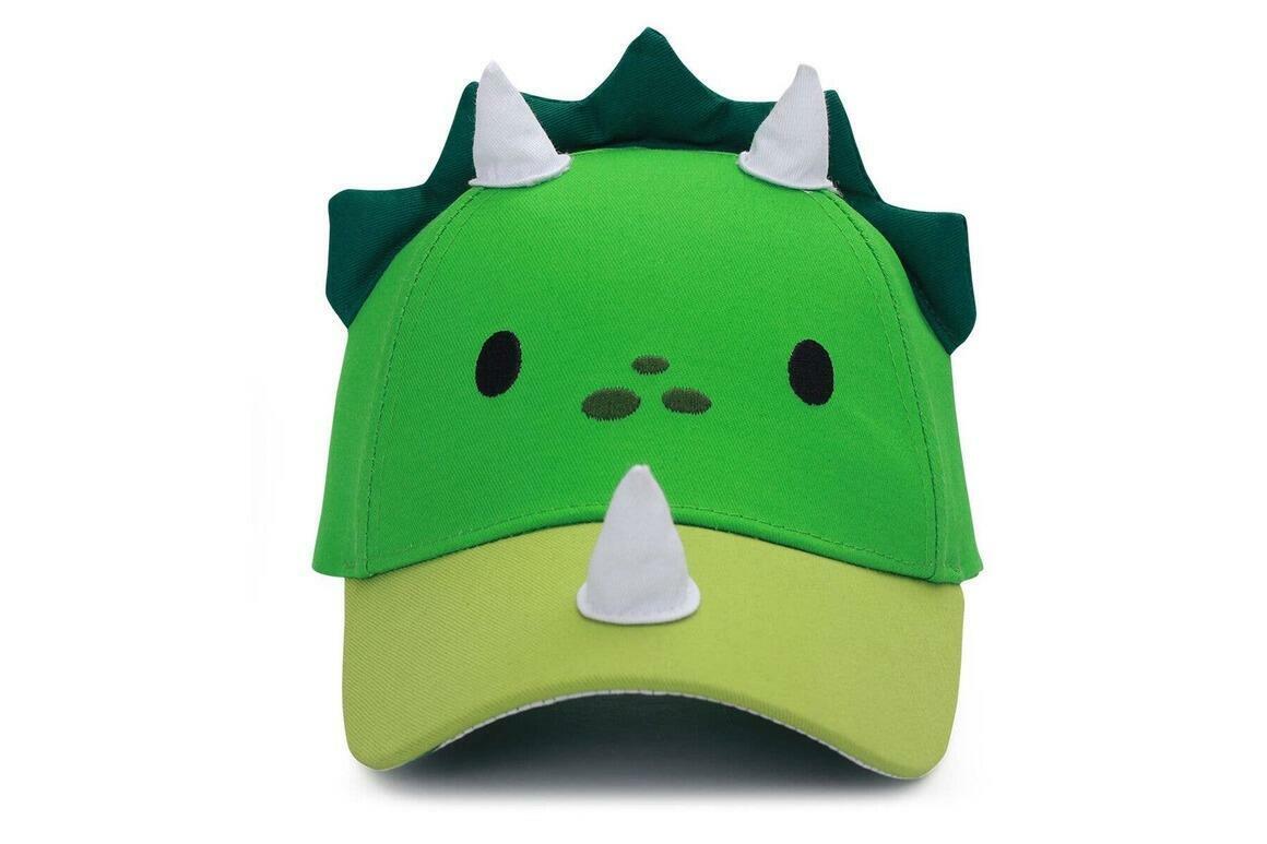 Kids UPF50+ 3D Cap - Dino | Trada Marketplace
