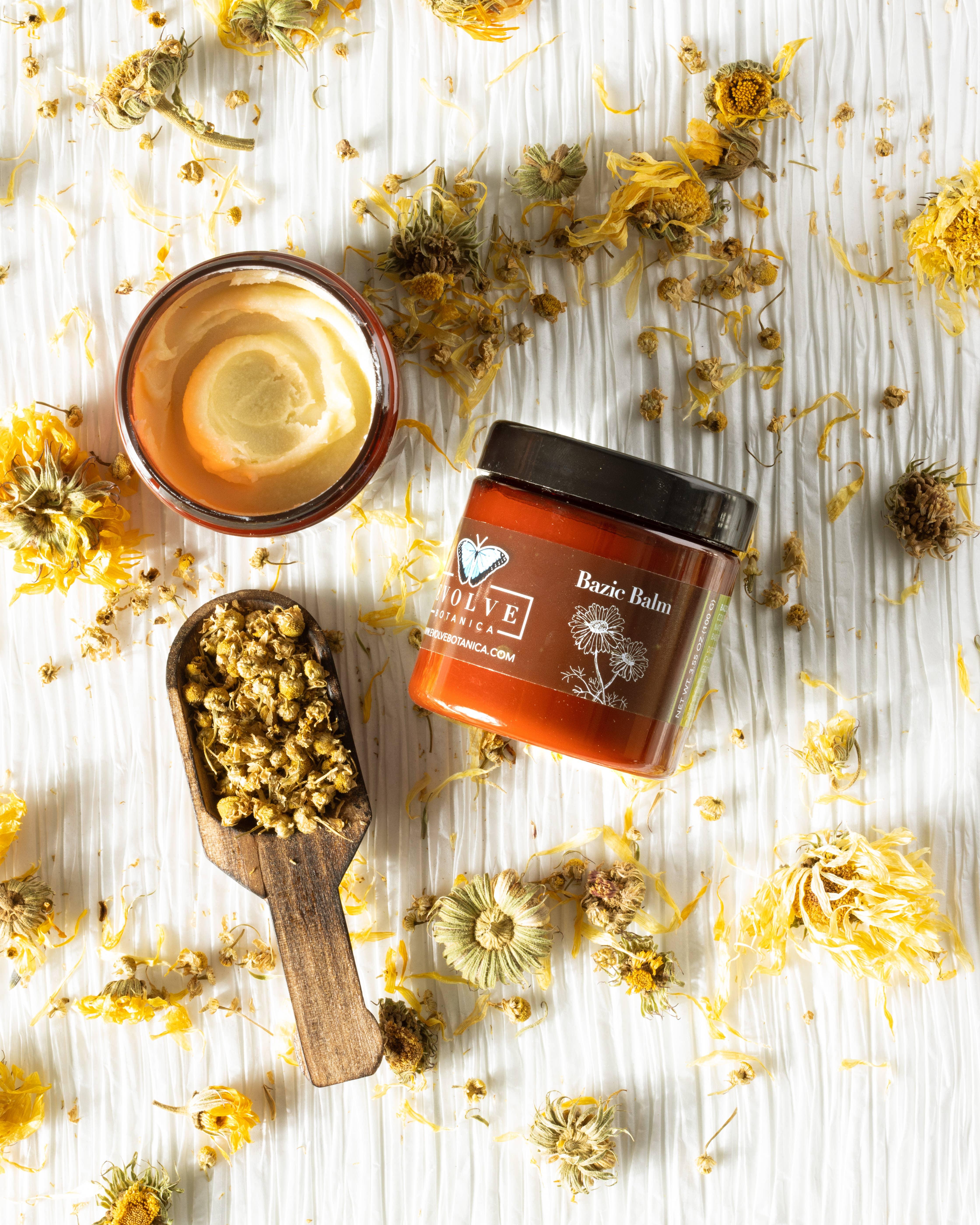 Evolve - Skincare - Bazic Balm (3.5 oz Jar) - | Trada Marketplace