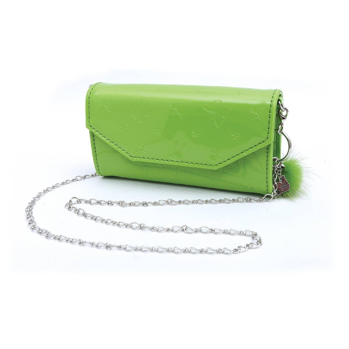 Mini Fashion Purse- Electro Green | Trada Marketplace