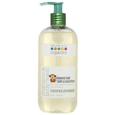 Shampoo & Body Wash Coconut Pineapple 16 oz | Trada Marketplace