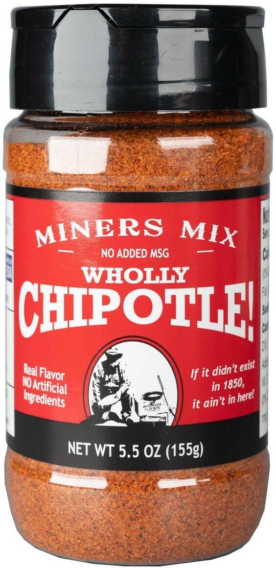 Wholly Chipotle! Seasoning and Rub | Trada Marketplace