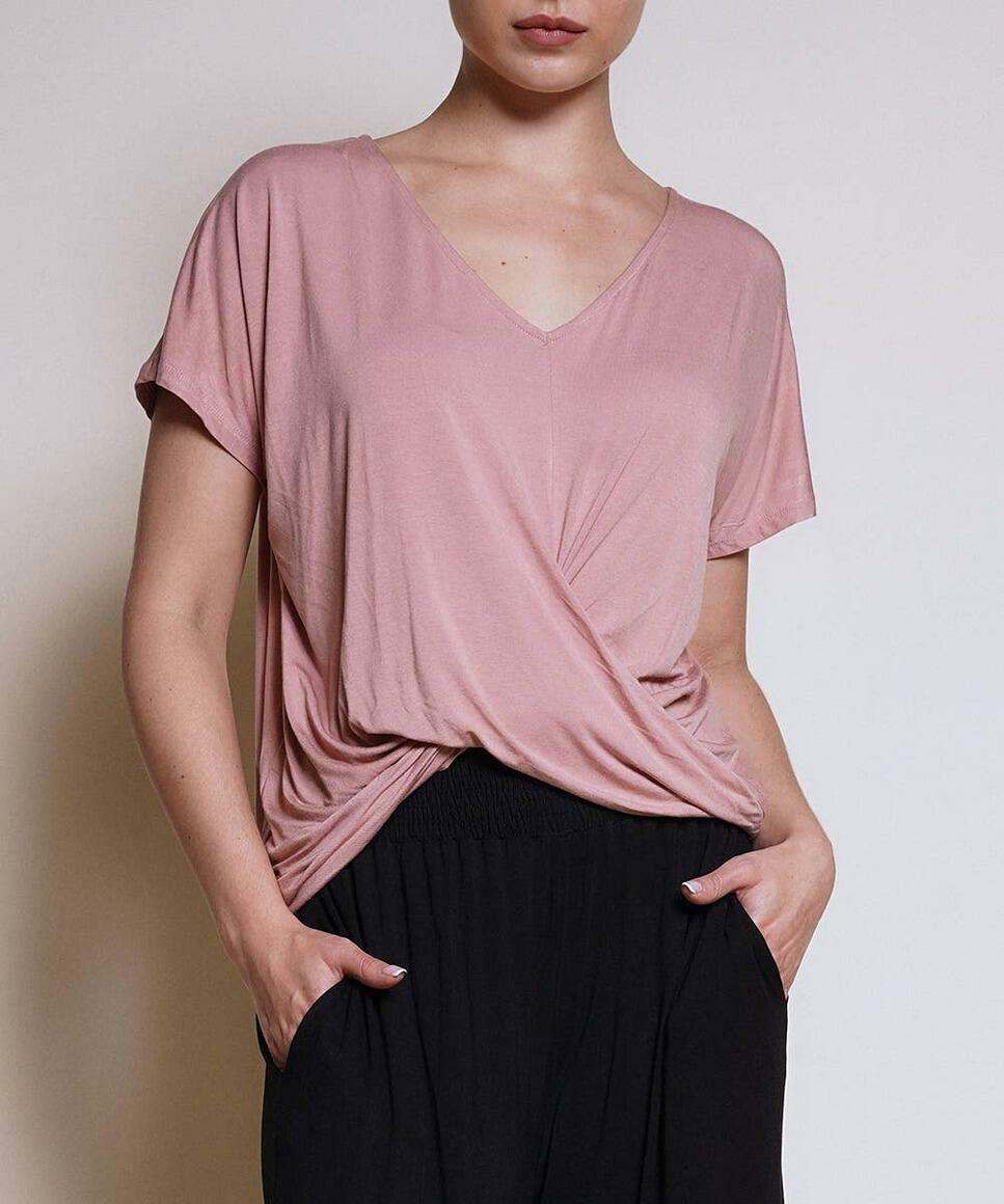 BAMBOO TWIST DOLMAN TOP (Size Prepack: 1–1–1;SMALL–MED–LARGE)   Trada Marketplace