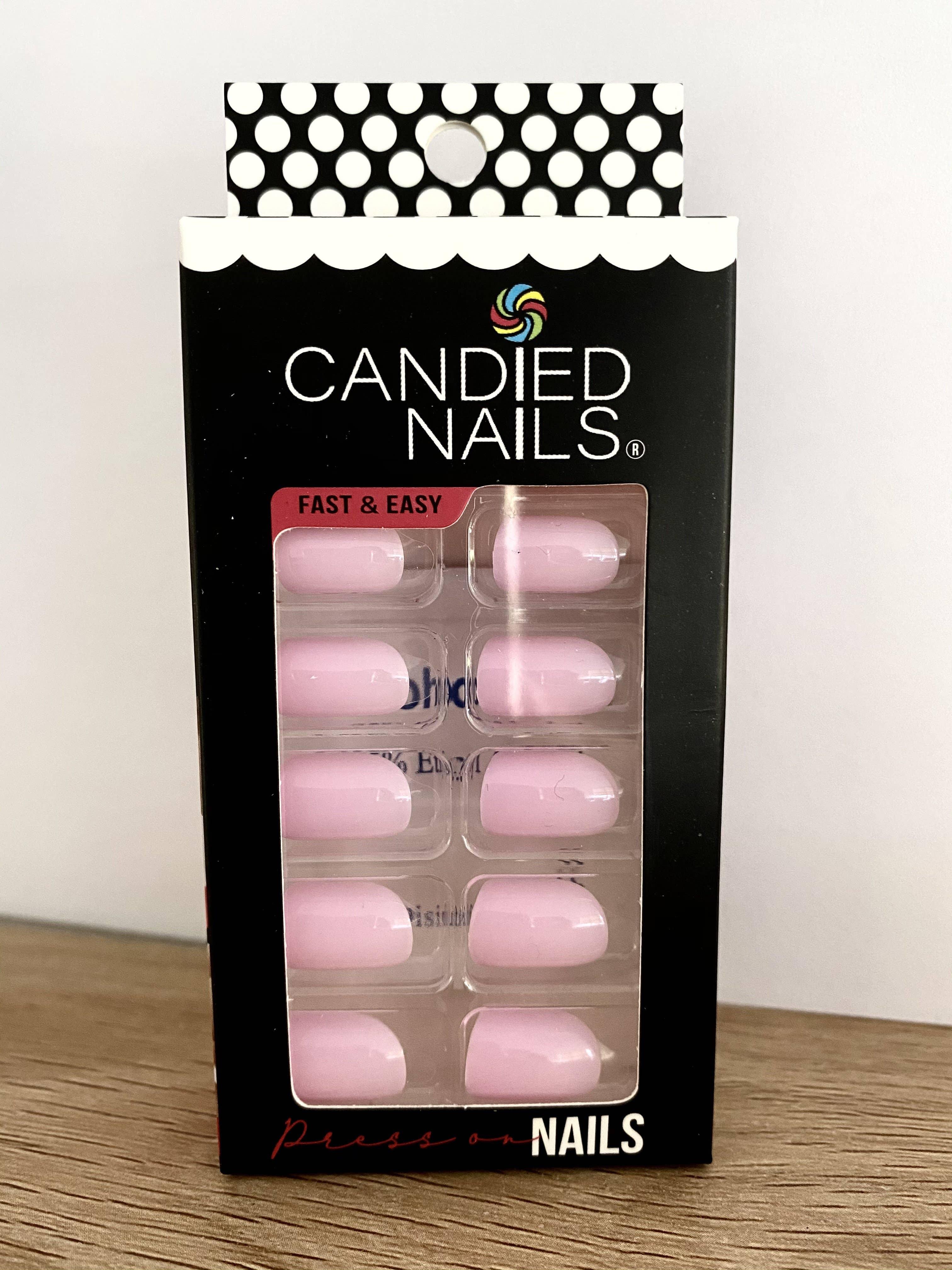 Baby Girl Press On Nails | Trada Marketplace