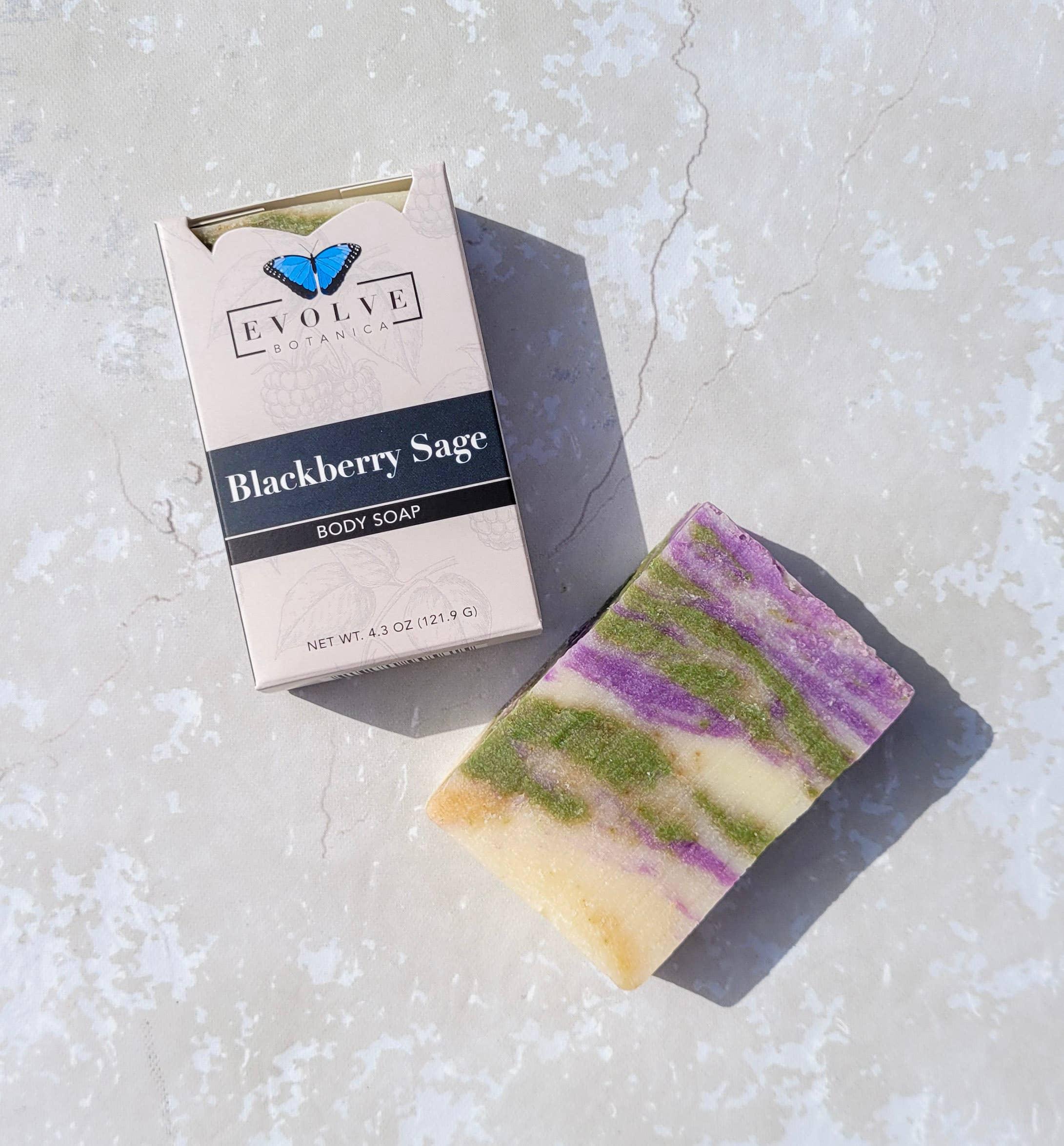 Evolve - Standard Soap - Blackberry Sage | Trada Marketplace