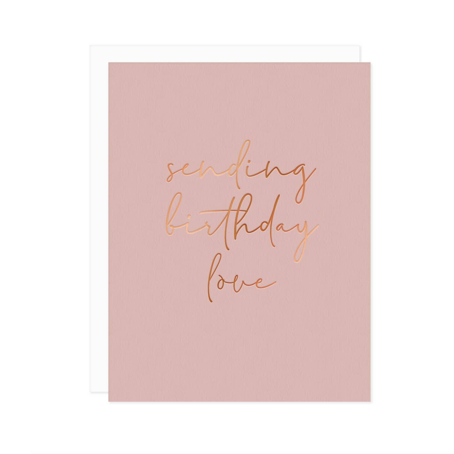 Sending Birthday Love Card | Trada Marketplace