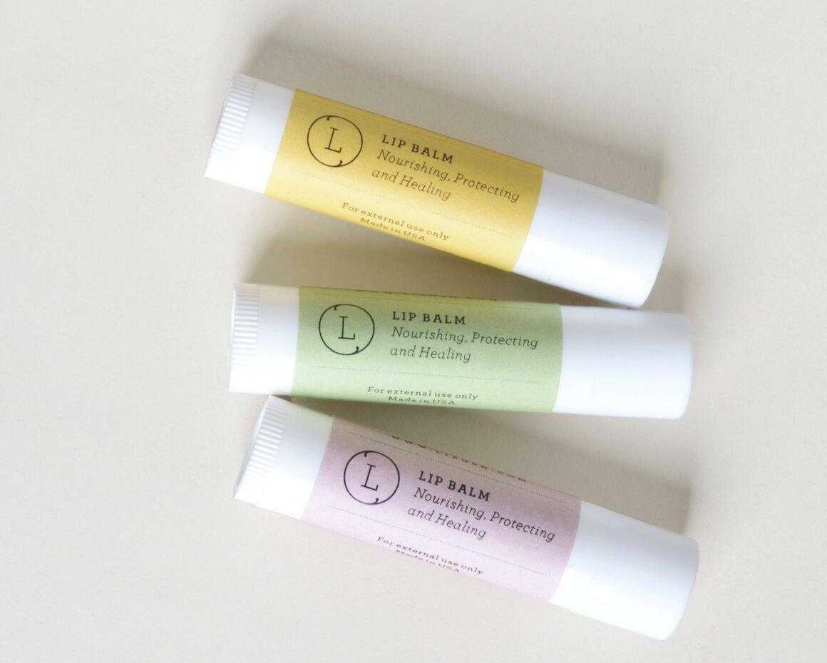 Lip Balm -100% natural - Unscented-Mixed- 75 units   Trada Marketplace
