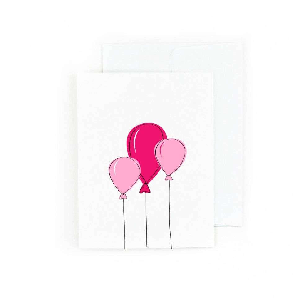 Pink Balloons | Trada Marketplace