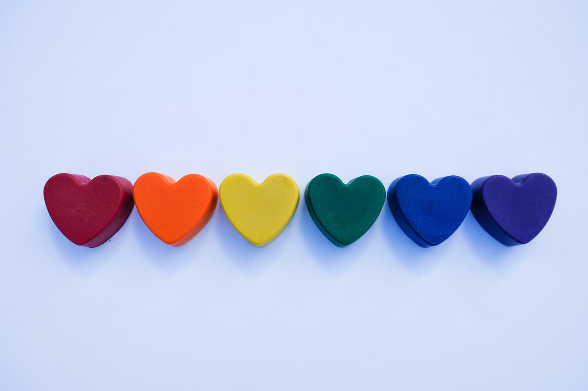 Heart Eco-Friendly Crayons | Trada Marketplace