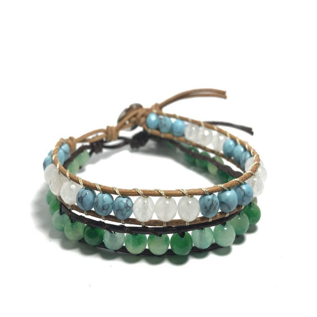 Coastal Breeze Bracelet | Trada Marketplace