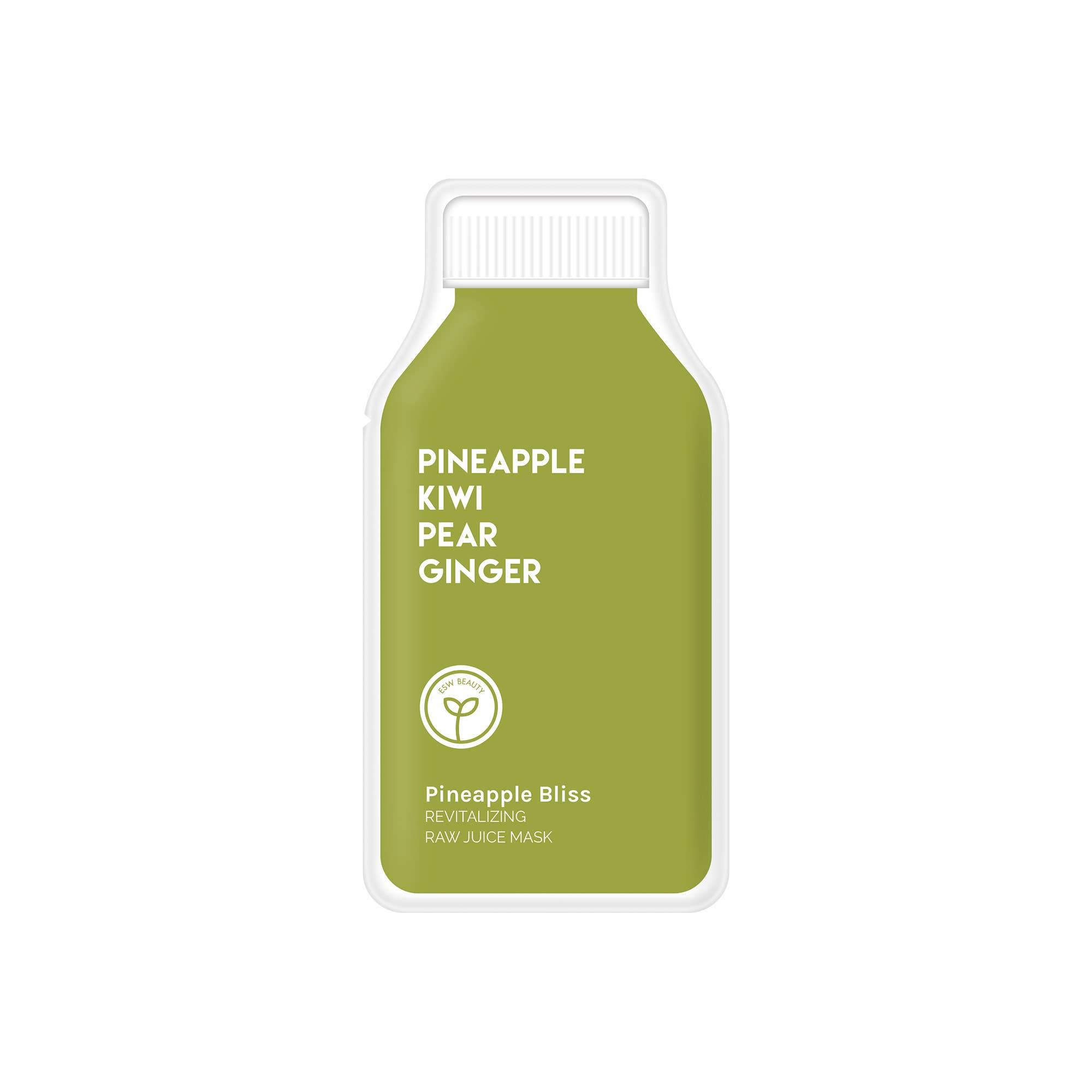 Pineapple Bliss Revitalizing Raw Juice Mask | Trada Marketplace