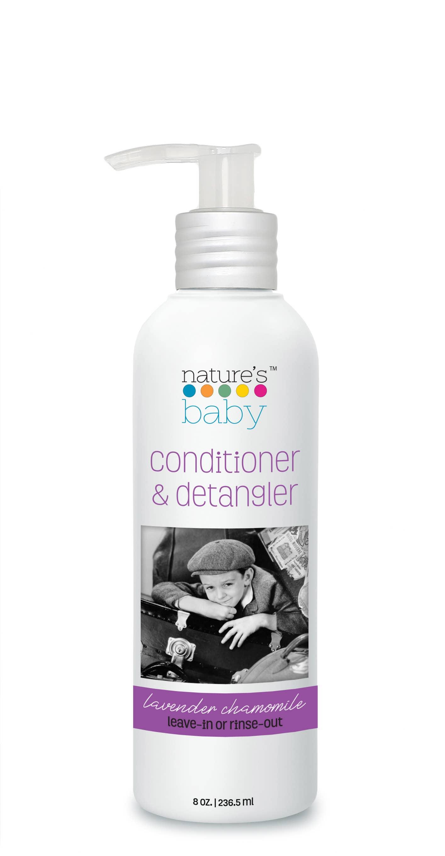 Conditioner & Detangler 8 oz Lavender Chamomile | Trada Marketplace