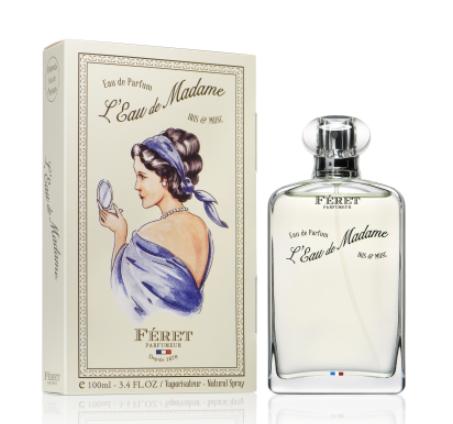 L'eau de Madame Perfume - 3.38 oz   Trada Marketplace