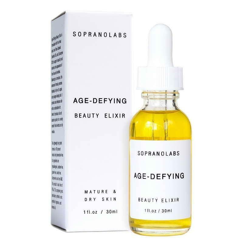 Age-Defying Beauty Elixir. Anti-aging rose face serum.   Trada Marketplace