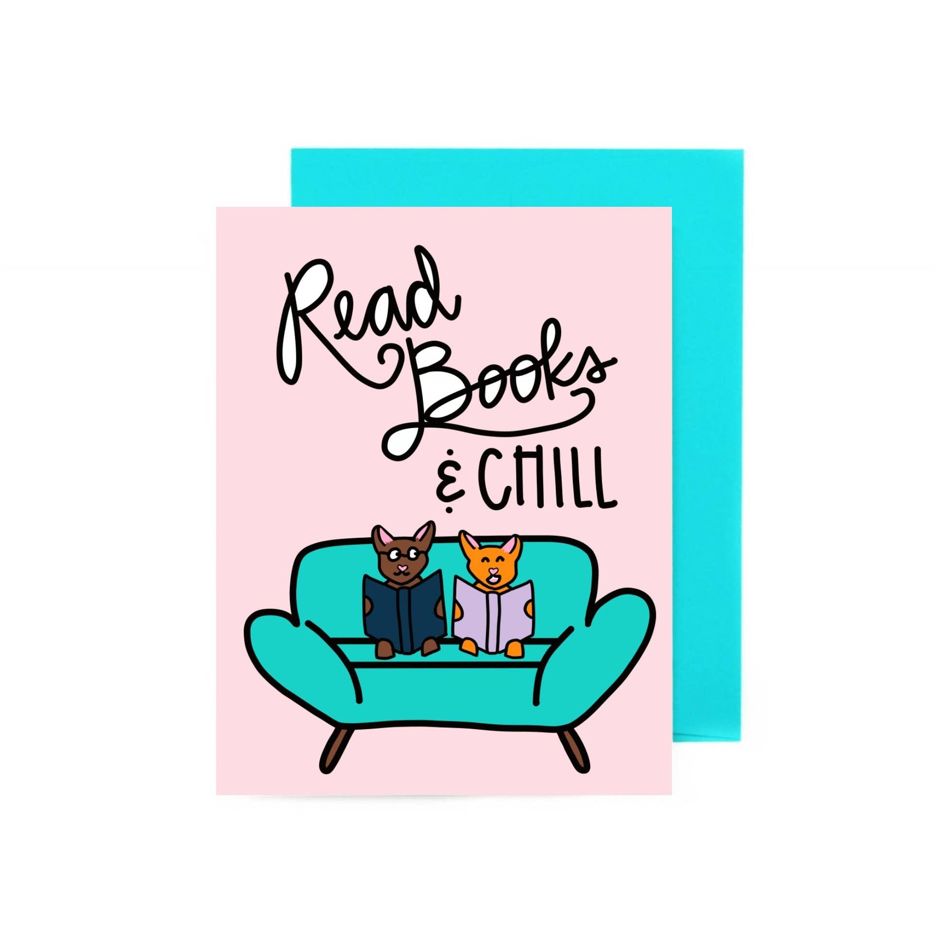 Read Books and Chill | Trada Marketplace