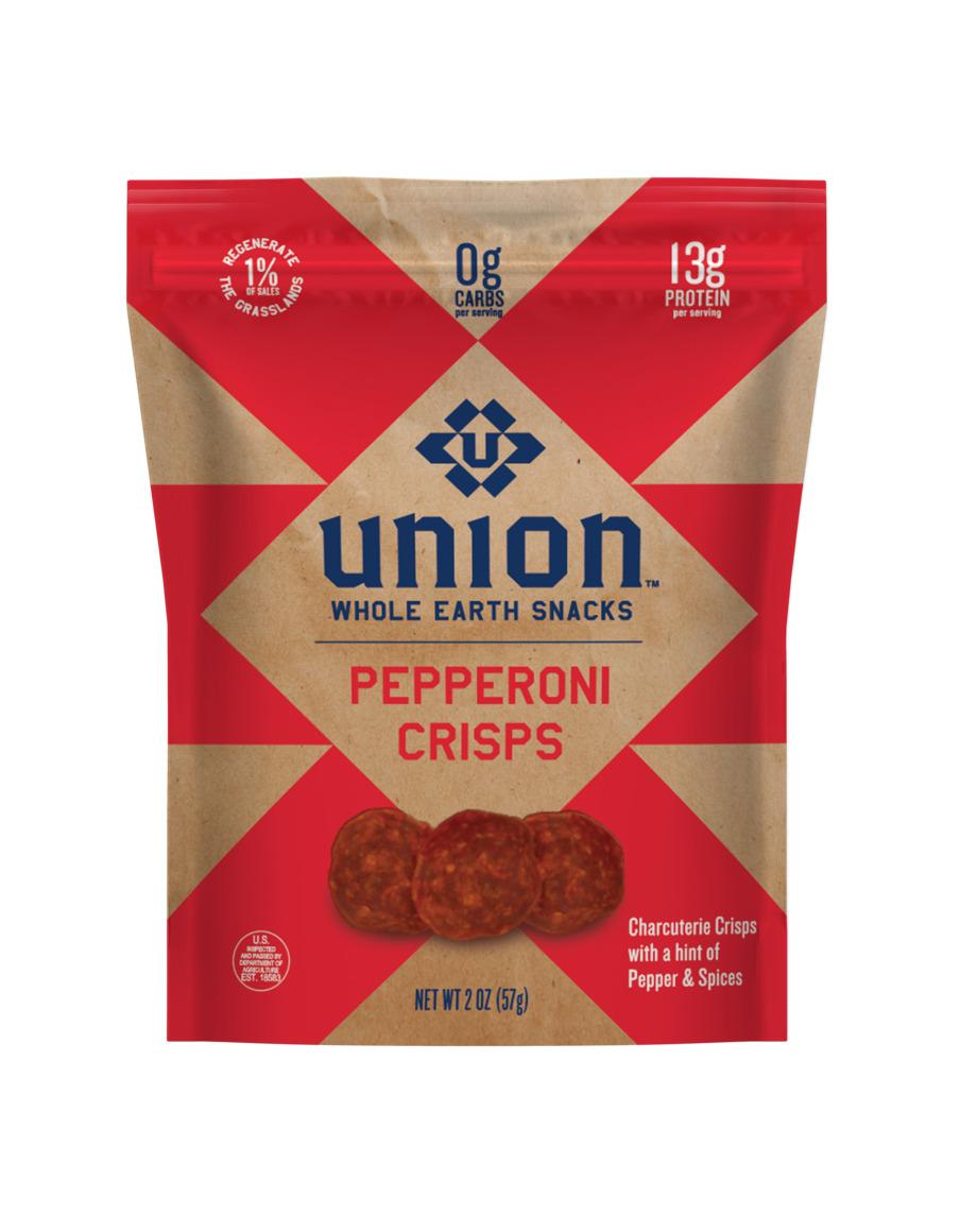 Pepperoni Crisps   Trada Marketplace