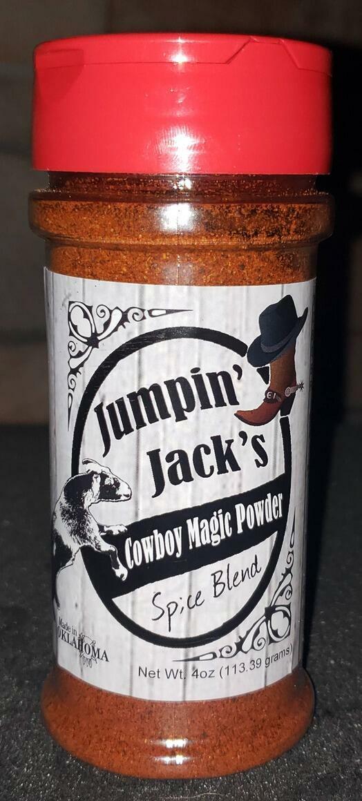 Cowboy Magic Powder   Trada Marketplace