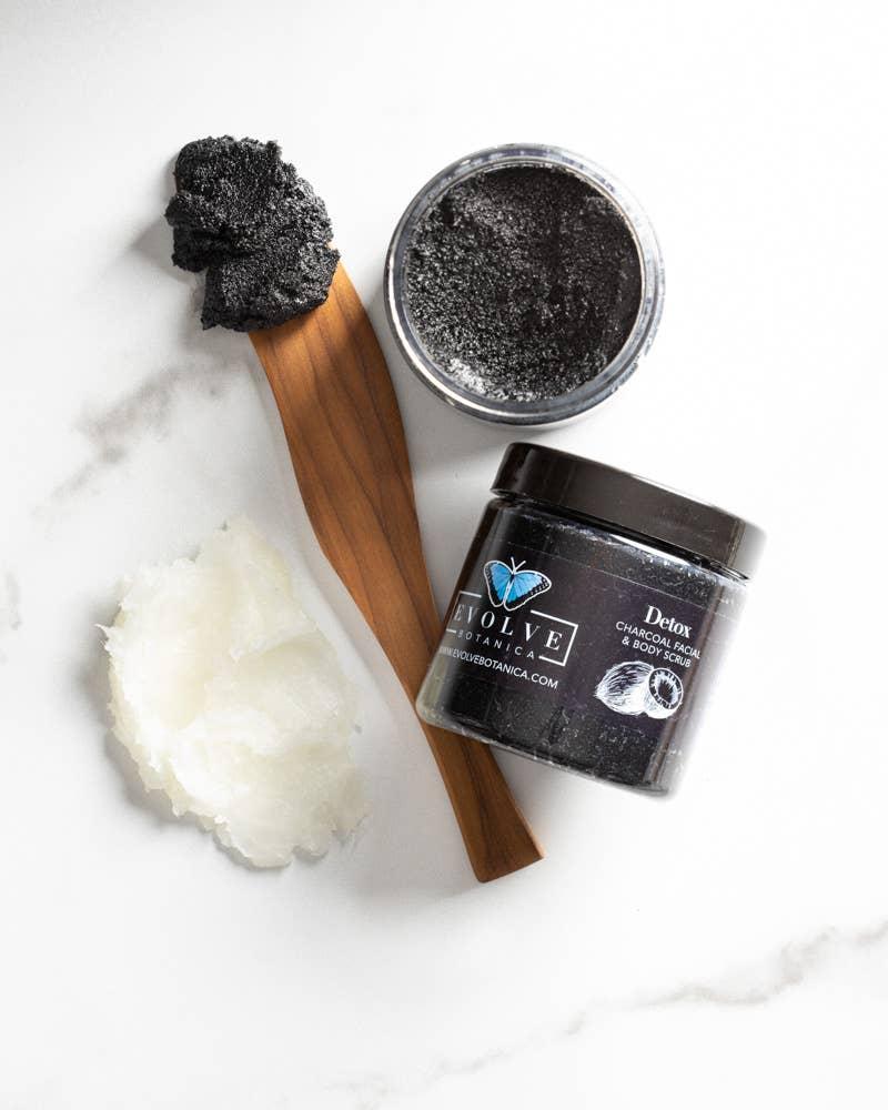 Evolve - Skincare - Detox Facial & Body Polish (5oz) | Trada Marketplace