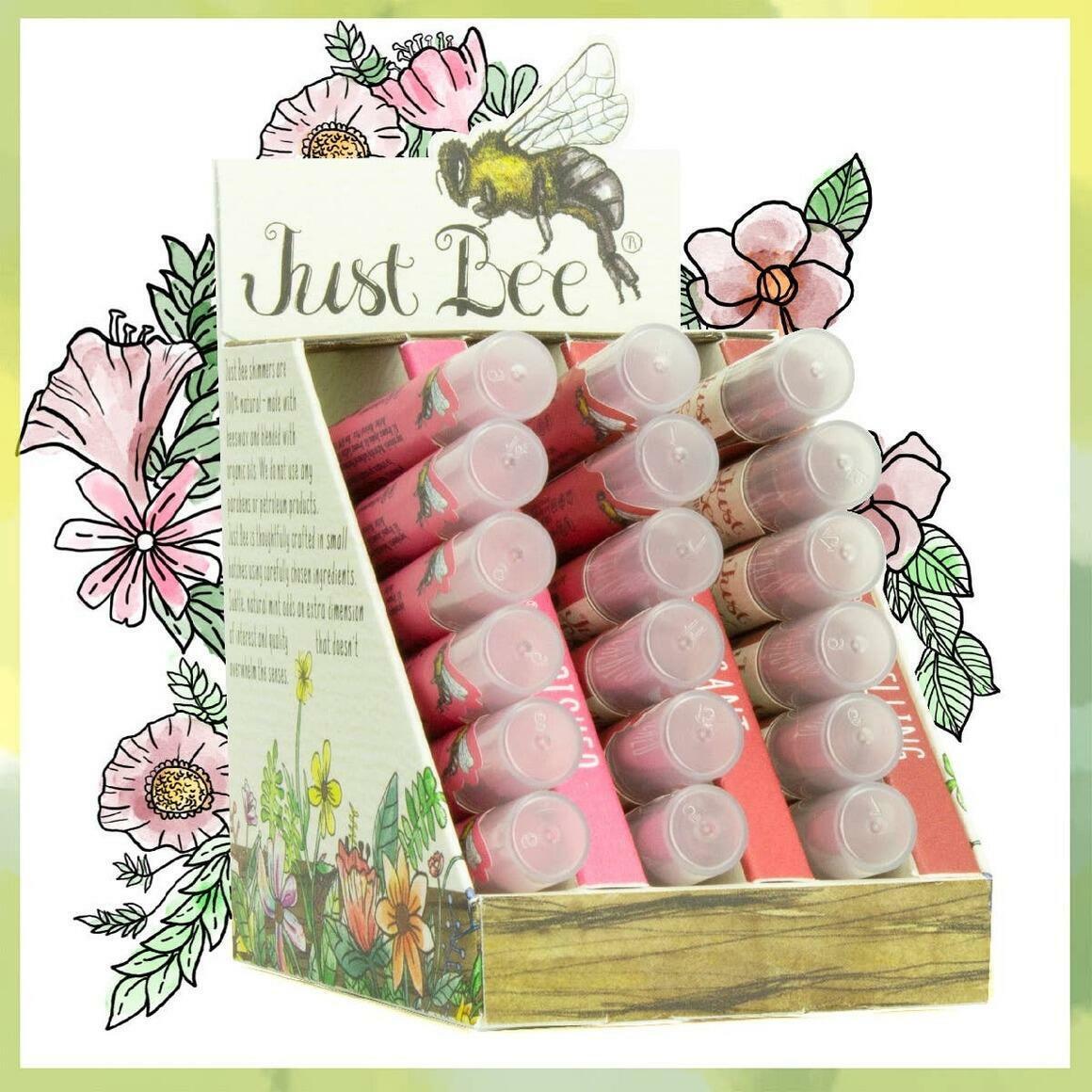 Lip Shimmer - Dark Collection Starter Display | Trada Marketplace