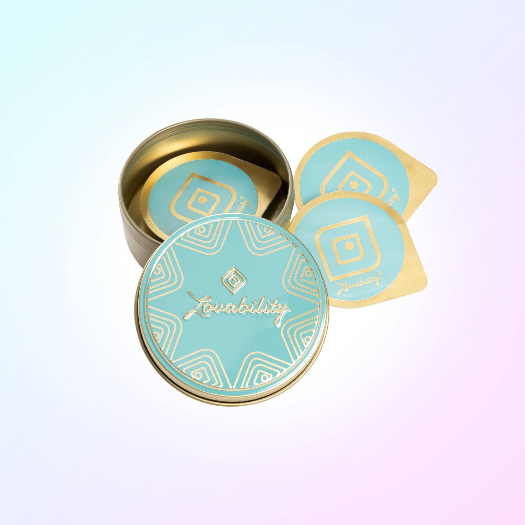 3 Condoms + Tin | Trada Marketplace