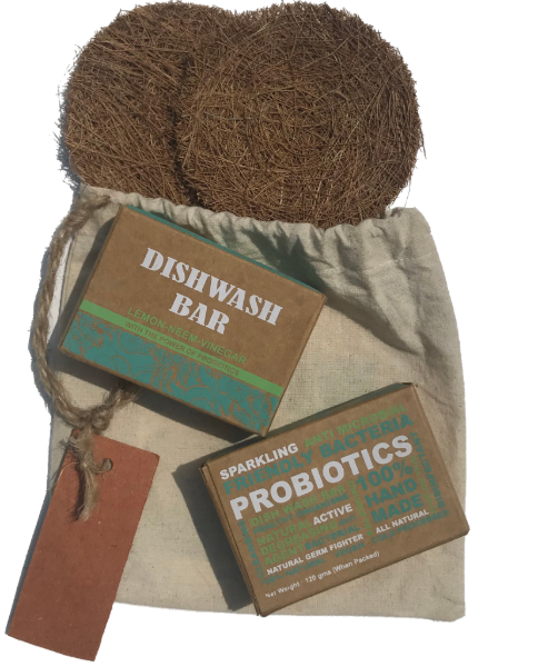 Handmade All Natural Probiotic Dishwash Soap   Trada Marketplace