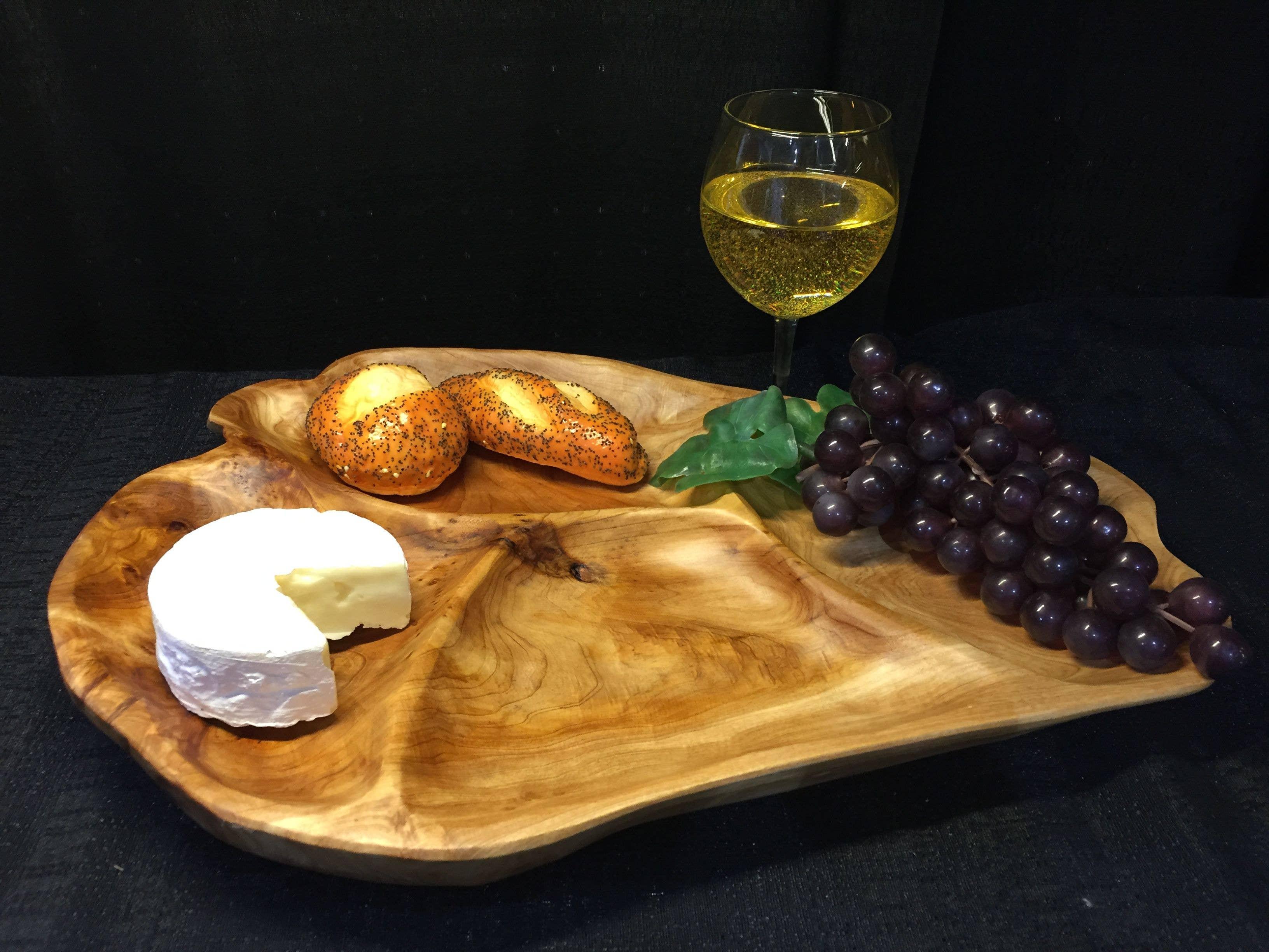 Wooden Divided Platter | Trada Marketplace