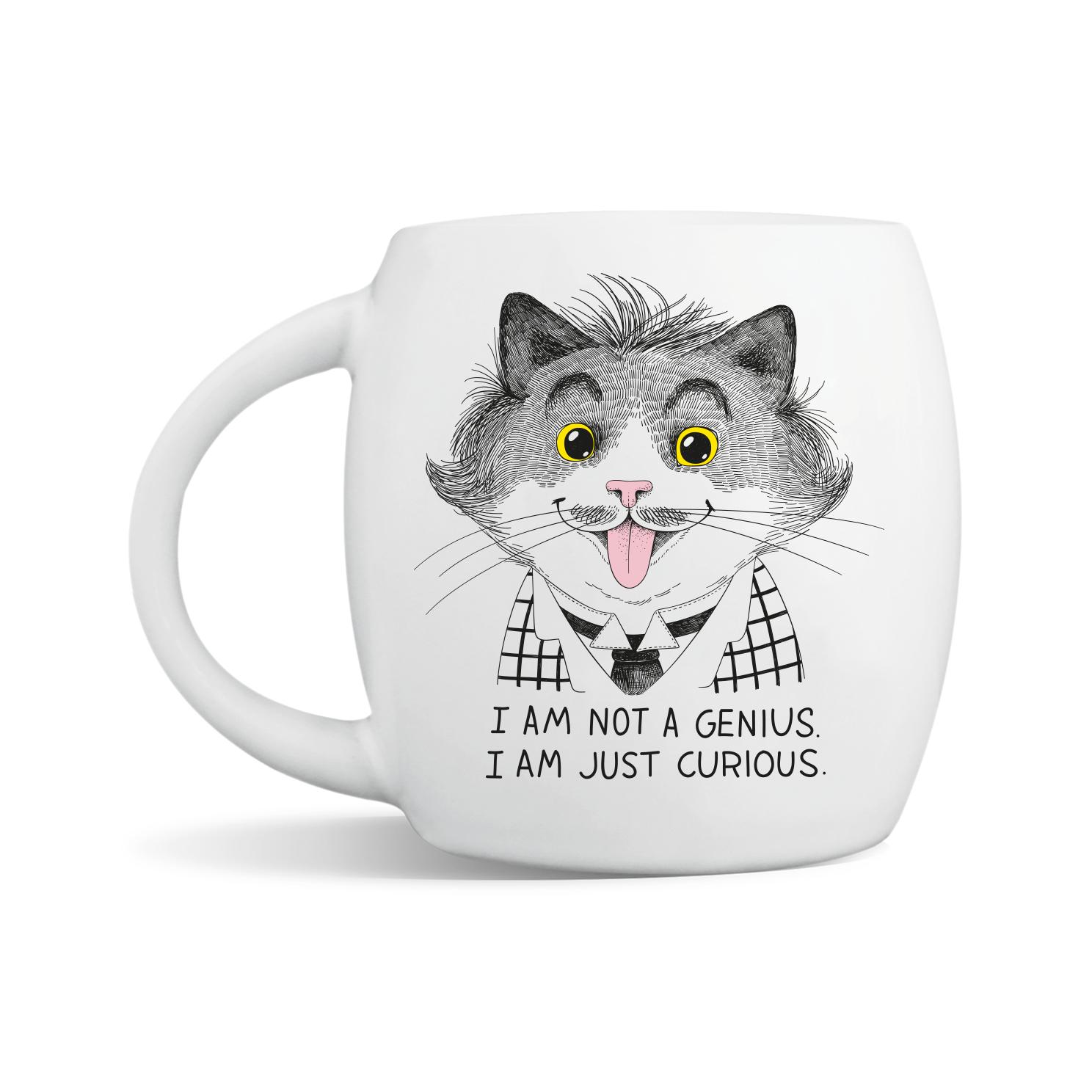 Albert Einstein Mug | Trada Marketplace