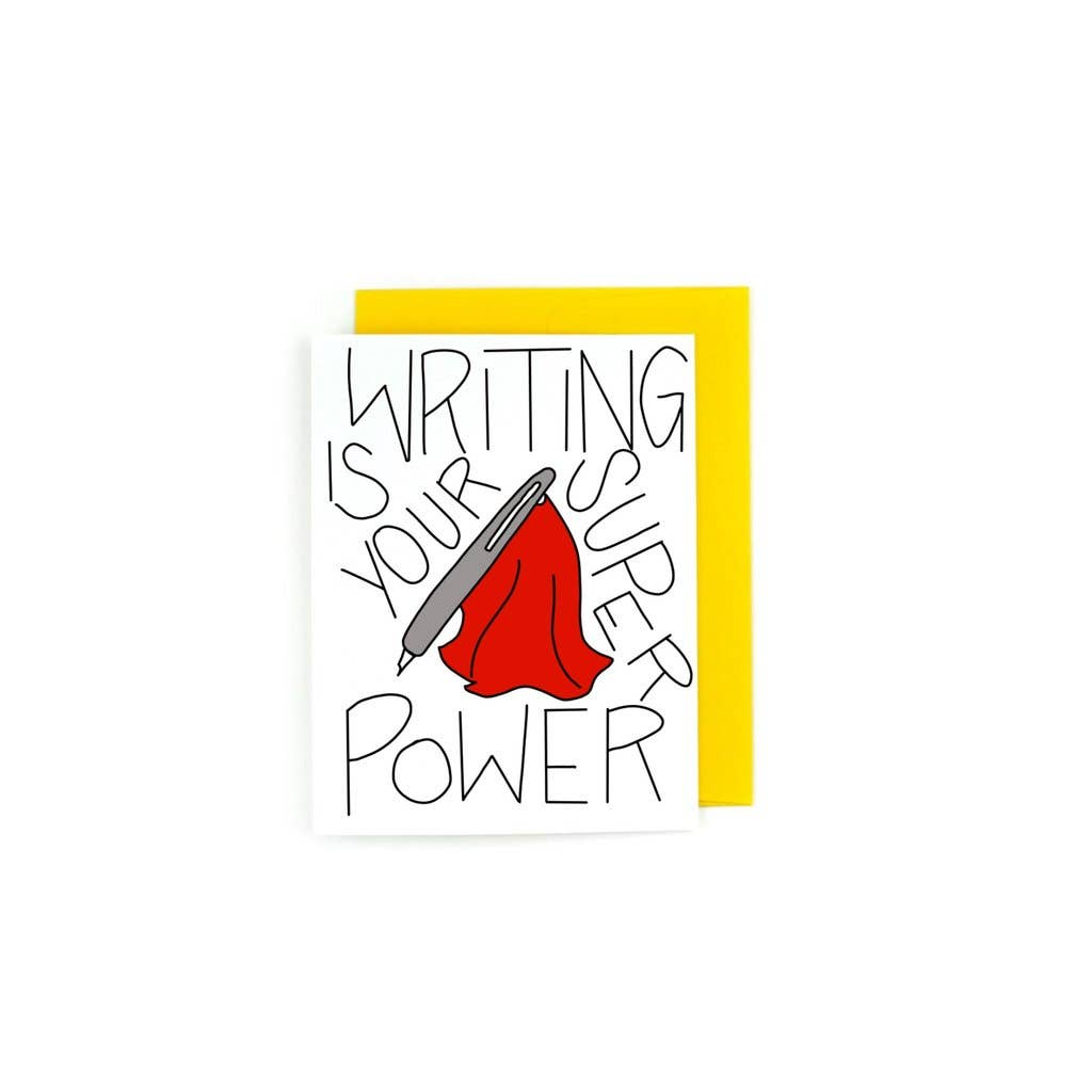 Writing Is Your Super Power | Trada Marketplace