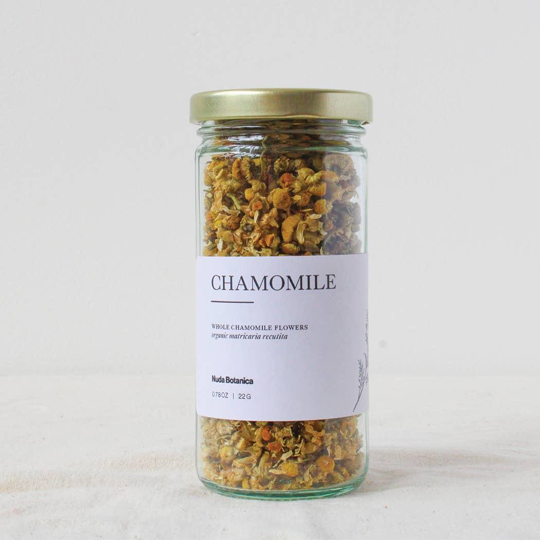 Chamomile - Organic Herbal Tea - Loose Leaf | Trada Marketplace