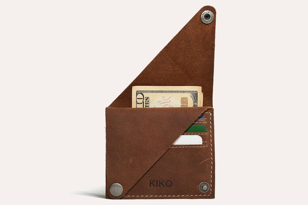 Wing Fold Card Case   Trada Marketplace