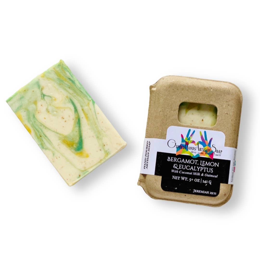 Bergamot, Eucalyptus & Lemon | Trada Marketplace