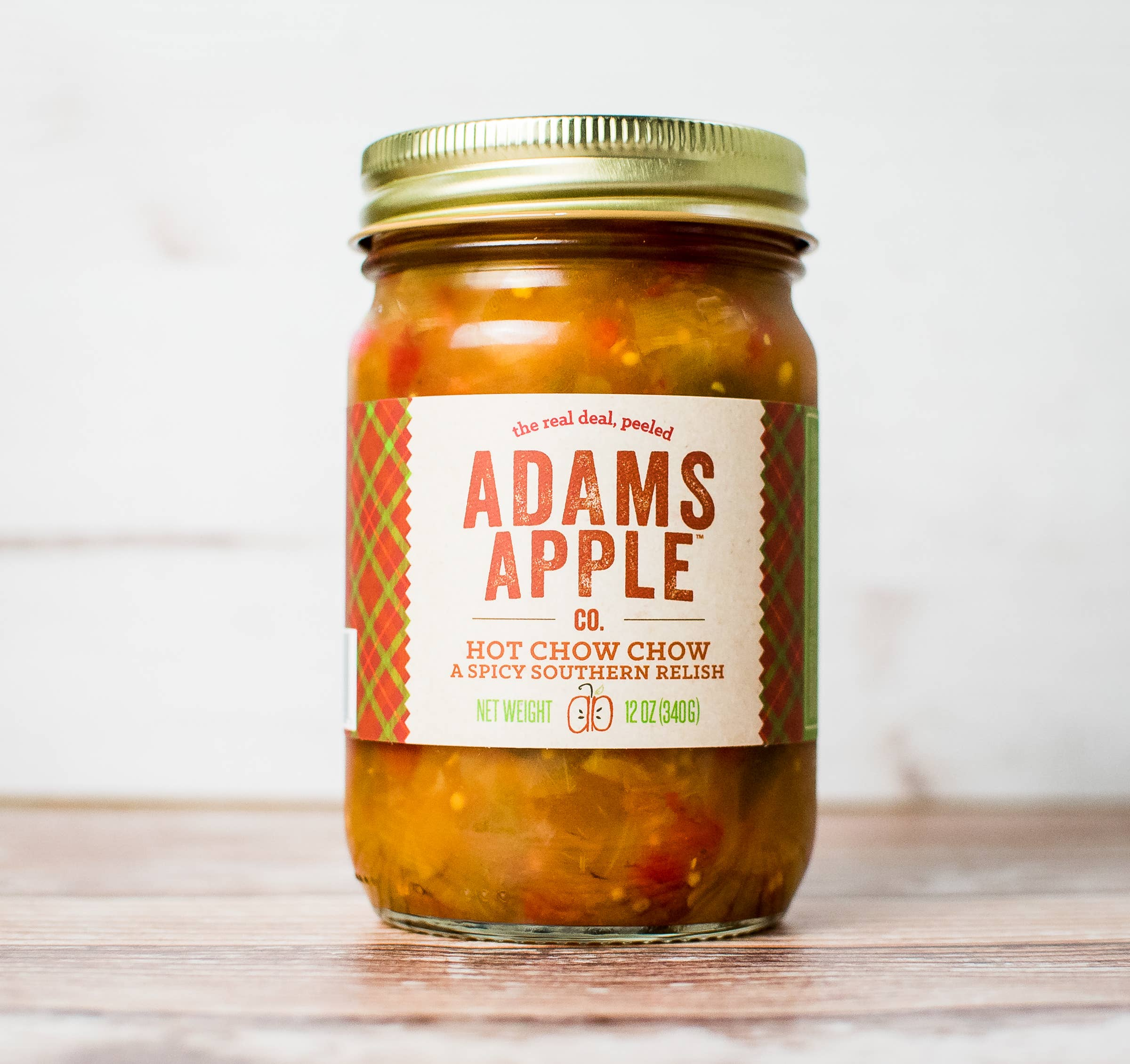Adams Apple Hot Chow Chow | Trada Marketplace
