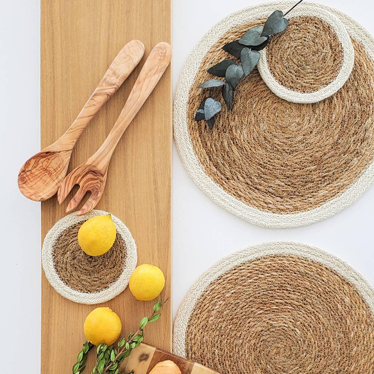 Savar Placemat (Set of 4) | Trada Marketplace